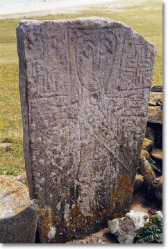 Ancient Celtic Stone Cross
